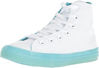 Converse Kids' Chuck Taylor All Star Translucent Color Midsole High Top Sneaker