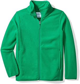 Amazon Essentials Boys' Full-Zip Polar Fleece Jacket Niños