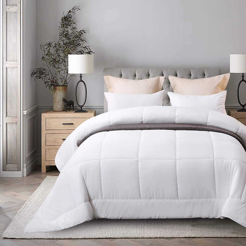 Shatex Duvet Time sale Comforter All Max 90% OFF Full Bedding Season –Ultra