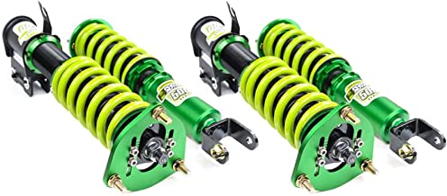 Fortune Auto 500 Coilovers for 02-08 Nissan 350z 02-07 Infiniti G35 TRUE REAR