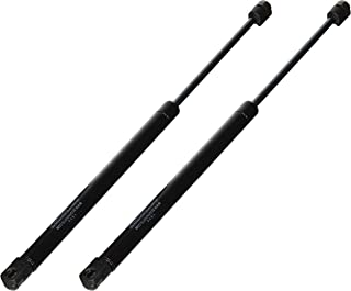 AutoShack ST11357PR Pair of 2 Rear Driver and Passenger Side Bare Strut Shock Absorbers Replacement for 2007-2012 Lexus ES350 2007-2011 Toyota Camry 2.4L 2.5L 3.5L
