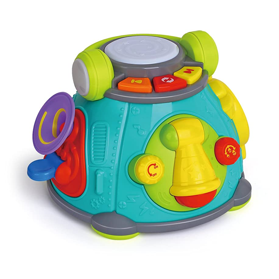 Hulu Little Karaoke Activity Space Capsule Toy