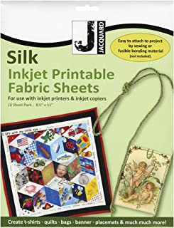 printable silk fabric
