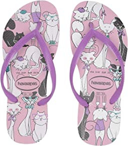 7f5bf5cb5 New. Rose Quartz. 9. Havaianas Kids. Slim Disney Cool Flip Flops ...