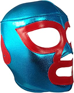 NACHO LIBRE Lucha Libre Wrestling Mask (pro-fit) Costume Wear by Mask Maniac