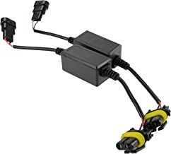 Innovited HID Kit Error Warning Canceller Anti Flicker Capacitor (1 Pair)