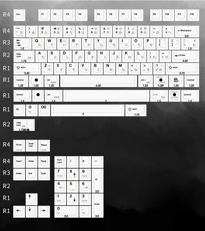 DONCK Key Caps 117 Enjoypbt Outstanding Heat Sublima Keycap PBT Max 82% OFF Material