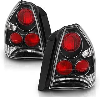 2000 honda civic hatchback tail lights
