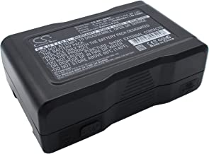 GAXI Battery Replacement for IKEGAMI HC-400 Compatible with IKEGAMI HL-45 HL-57HL-59, HL-59W, Camera Battery