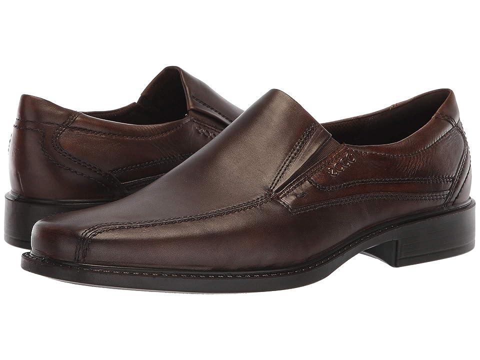 ECCO New Jersey Slip-On (Cocoa Brown) Men
