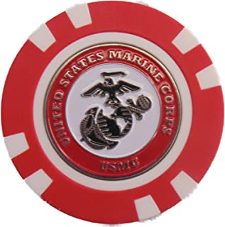 Best marine corps poker chips Reviews