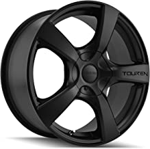 Touren TR9 3190 Wheel with Matte Black Finish (16x7