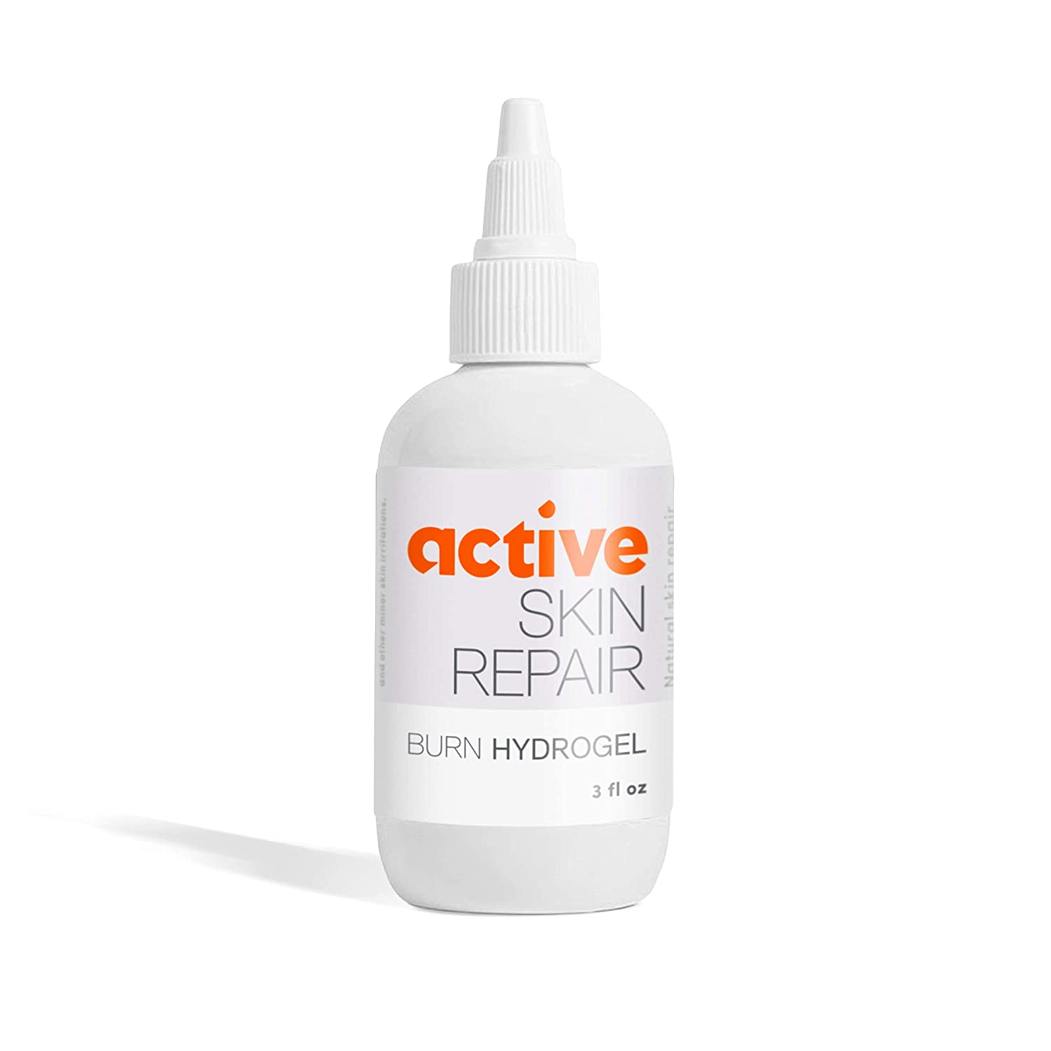 Active Skin Repair First Aid - Detroit Mall Detroit Mall Natural Non-Toxic Hydrogel Burn