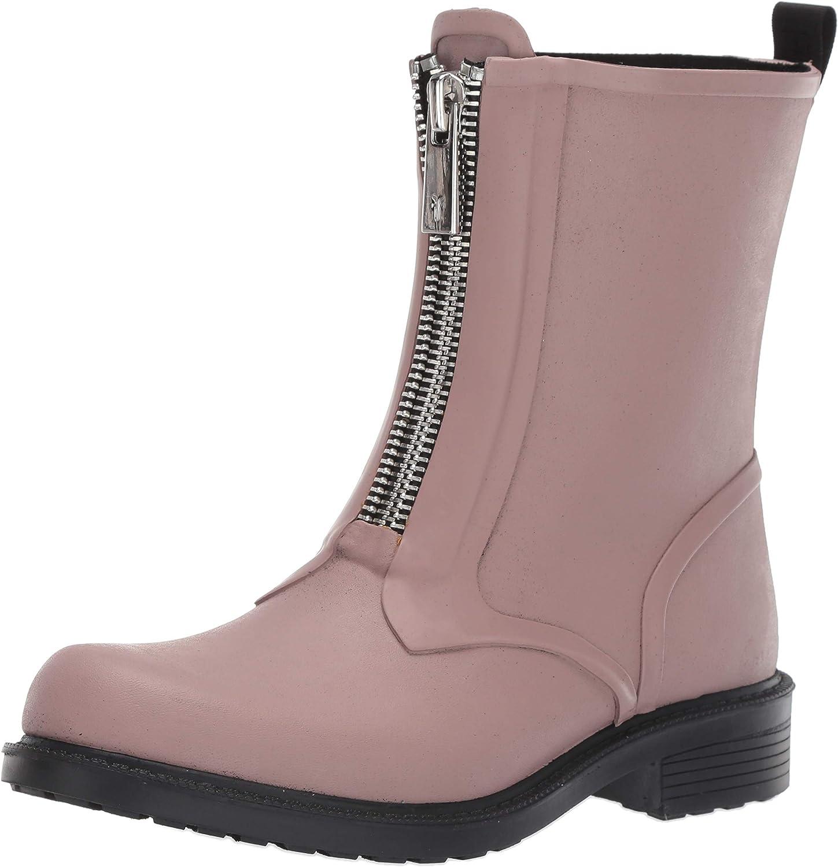 Frye Women's Storm Zip Rain Bootie Boot