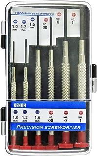 KENOH 精密ドライバーセット 6本組 DPE-6