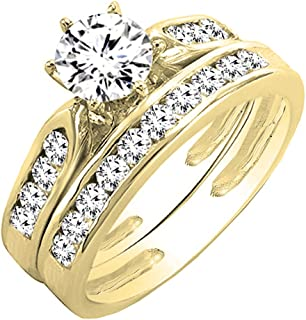 Best real diamond bridal sets Reviews