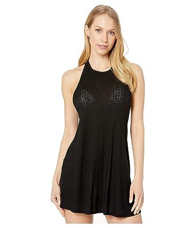 Billabong Sandy Sea Cover-Up Dress (Black Pebble) Women
