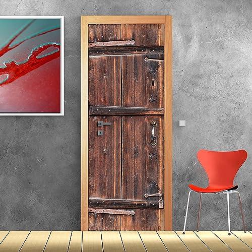Decorazioni Adesive Porte Interne.Adesivi Per Porte Interne Amazon It