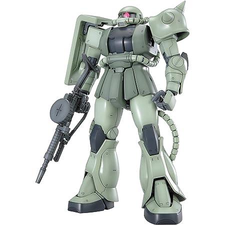 MG 機動戦士ガンダム MS-06J 量産型ザクVer.2.0 1/100スケール 色分け済みプラモデル