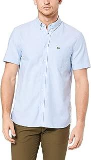 Lacoste Men's Ss Oxford Shirt