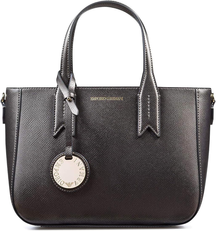 Emporio Armani Women's Handbags, Y3D083YH15A86539_ACCIAIO