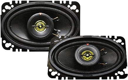 Kenwood KFC-4675C 60-Watt 4-Inch x 6-Inch Two-Way Speaker System photo