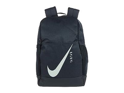 Nike Brasilia Medium Carryall Backpack 9.0 (Seaweed/Seaweed/Pistachio Frost) Backpack Bags