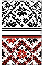 Single-Gang Blank Wall Plate Cover - Bulgarian Folk Art Folk Art Traditional National 7