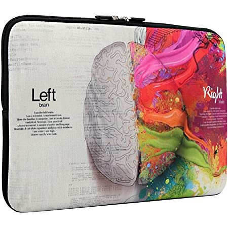 Xxh 13Inch Laptop Sleeve Case Abstract Neoprene Cover Bag Compatible MacBook Air//Pro