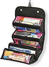 Axxitude Travel Buddy Cosmetic Toiletry Bag (Multicolor)