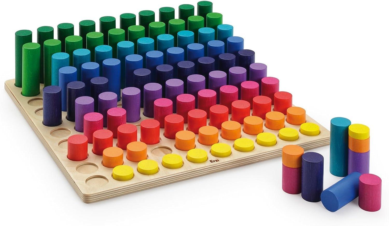 Erzi Deutsche Holz Spielzeug Educational Theorie Spiel Set