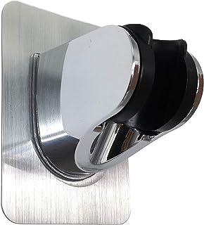Strong Adhesive And Waterproof Shower Head Holder, Adjustable Handheld Shower Holder Wall Mount Shower Bracket by Lofekea