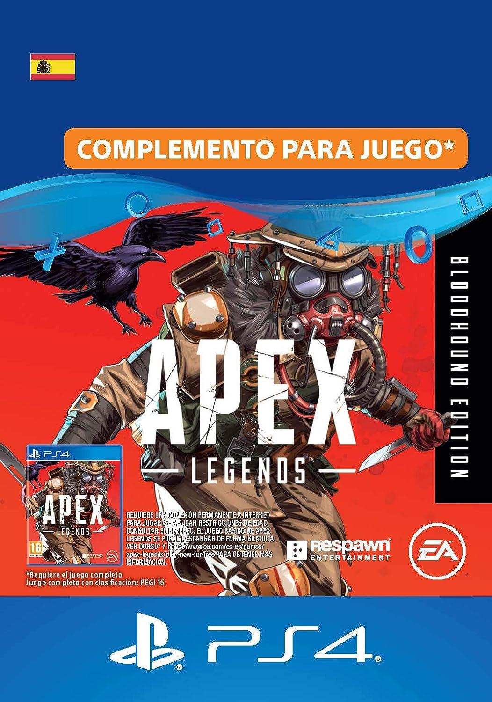 Apex Legends Bloodhound Edition | Código de descarga PS4 - Cuenta española: Amazon.es: Videojuegos