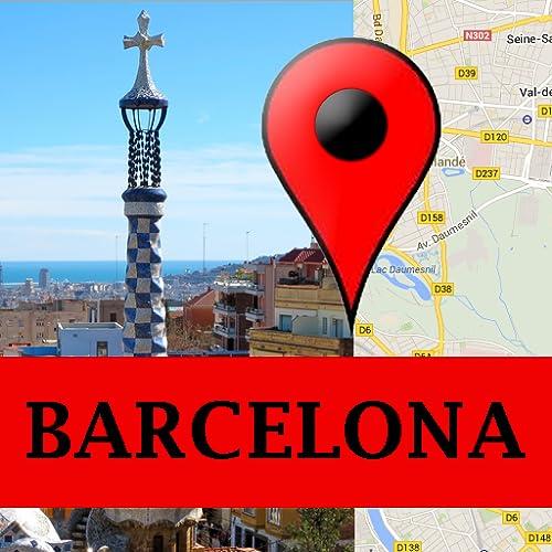 Barcelona Live Stadtplan und GPS