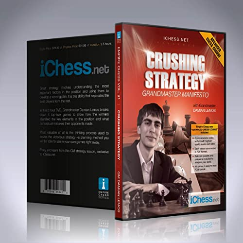 iChess  Crushing Strategy – Empire-Schach