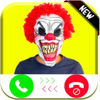 Fake Call From Scary Suicide Clown Killer Prank - Free Fake Phone Call ID PRO - 2018