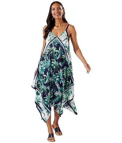 Tommy Bahama Palm Modern Engineered Scarf Dress