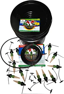 Blumat Drip System - 12 Pack Medium Kit Reservoir - Smart Automatic Watering System, Great Vacation, Made in Austria