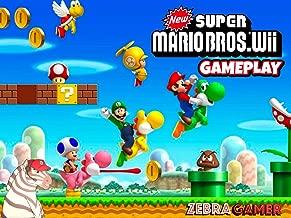 Clip: New Super Mario Bros. Wii Gameplay - Zebra Gamer