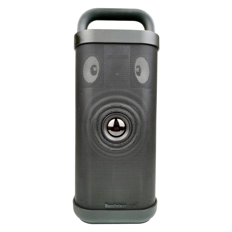 Brookstone Big Blue Party X Indoor-Outdoor Wireless Bluetooth