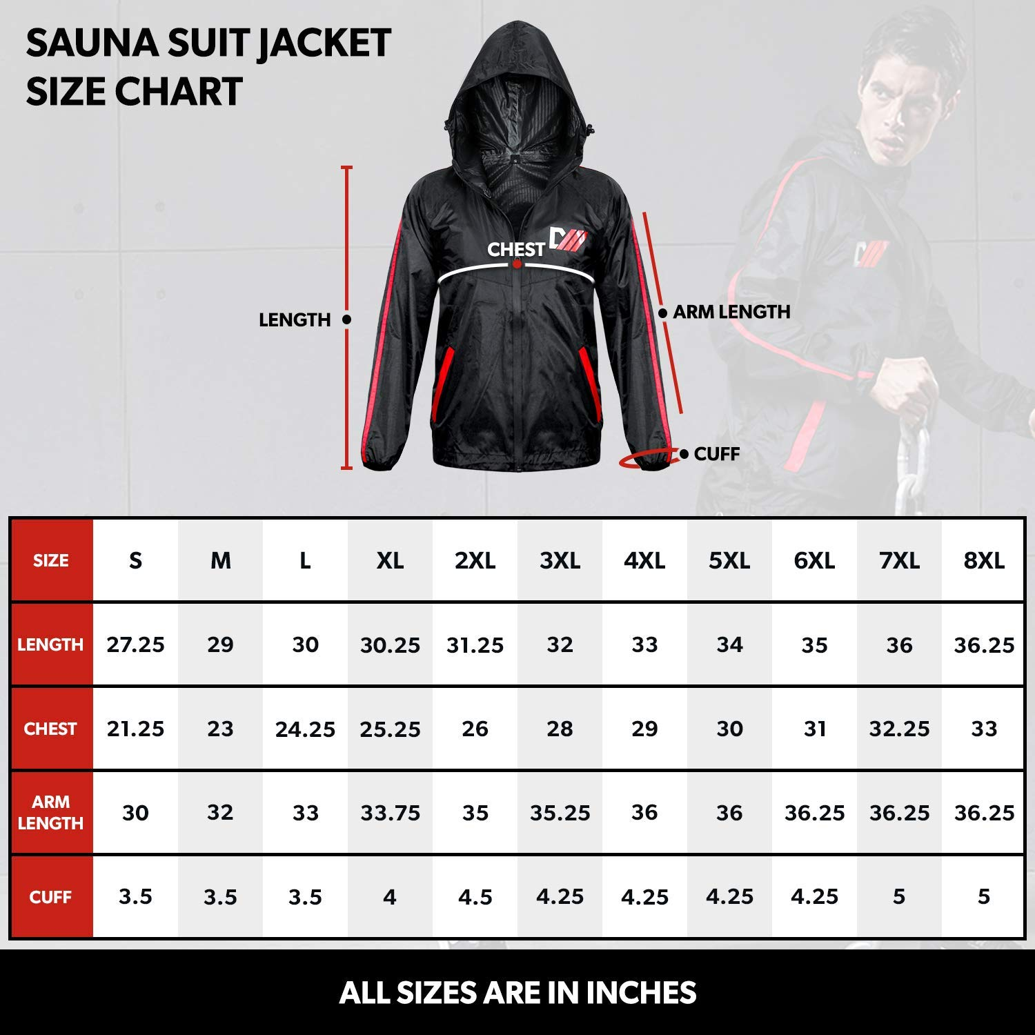 DMoose Hot Sauna Suit for Weight Loss 2 Pc Cycling Top and Bottom Full Body Workout Sweat Wear for Women and Men Boxing or Fitness Supports Running Set Pilates Yoga
