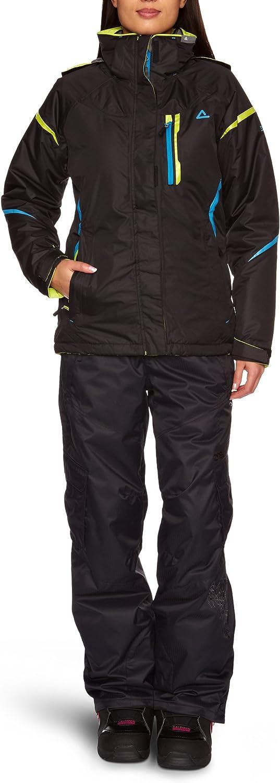 Dare 2b womenCascade Veste de Ski pour femme S black  black