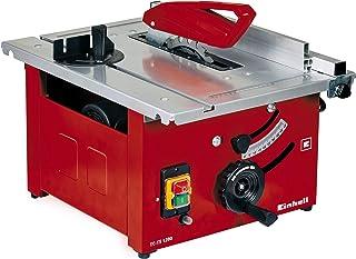 Einhell TC-TS 1200 Sierra de mesa - Máquinas de coser fijas