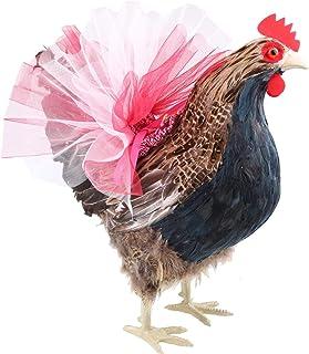 pranovo Chicken Tutu for Your Hen Decoration Skirt Princess Dress (Rope Style)