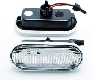 BANIKOP 2 Unidades Luz///Intermitente/din/ámica/LED Luz Intermitente Indicador del Espejo Lateral Luz secuencial para Seat Leon III 5F Ibiza KJ Arona