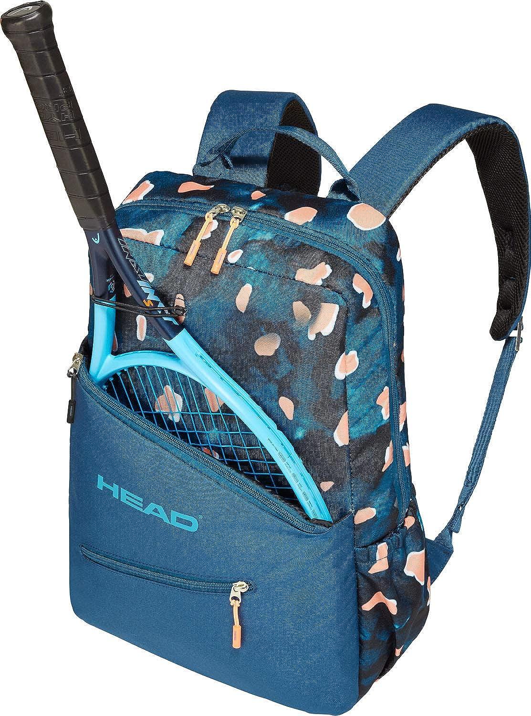 ヘッド(HEAD) テニス リュック (ラケット1本収納可能) レディース用 バックパック