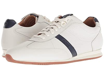 BOSS Hugo Boss Orland Retro Leather Sneaker (White) Men