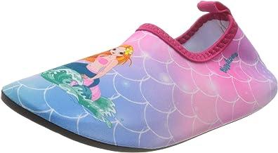 Playshoes Unisex kinderen UV-bescherming blote voeten zeemeermin aqua schoenen