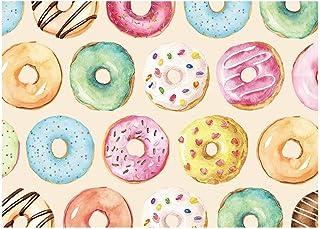 Funnytree Donut Grow Up Kulisse Sweet One 1st Birthday Party Event Supplies Dekoration Mädchen Fotografie Hintergrund Photo Booth, 7'x5'