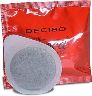 Caffè Moca 150 Cialde ESE 44 mm Deciso Carta Filtro Compostabile - 150 Cialde